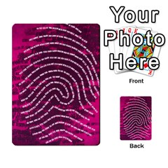 Above & Beyond Sticky Fingers Multi-purpose Cards (Rectangle)