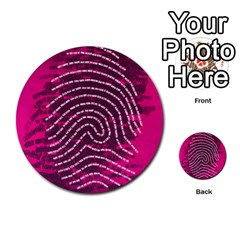 Above & Beyond Sticky Fingers Multi-purpose Cards (Round)