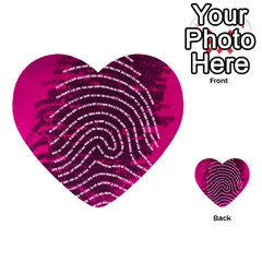 Above & Beyond Sticky Fingers Multi-purpose Cards (Heart)