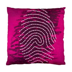 Above & Beyond Sticky Fingers Standard Cushion Case (One Side)