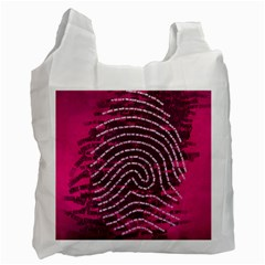 Above & Beyond Sticky Fingers Recycle Bag (One Side)