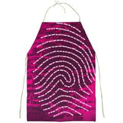 Above & Beyond Sticky Fingers Full Print Aprons