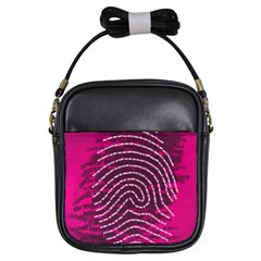 Above & Beyond Sticky Fingers Girls Sling Bags