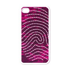 Above & Beyond Sticky Fingers Apple iPhone 4 Case (White)