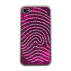 Above & Beyond Sticky Fingers Apple iPhone 4 Case (Clear)