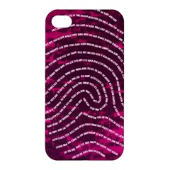 Above & Beyond Sticky Fingers Apple iPhone 4/4S Hardshell Case