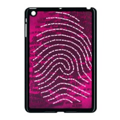 Above & Beyond Sticky Fingers Apple iPad Mini Case (Black)