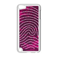 Above & Beyond Sticky Fingers Apple iPod Touch 5 Case (White)
