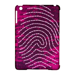 Above & Beyond Sticky Fingers Apple iPad Mini Hardshell Case (Compatible with Smart Cover)