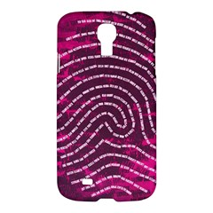 Above & Beyond Sticky Fingers Samsung Galaxy S4 I9500/I9505 Hardshell Case