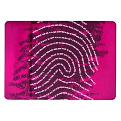 Above & Beyond Sticky Fingers Samsung Galaxy Tab 10.1  P7500 Flip Case