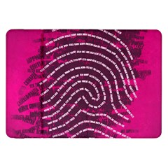 Above & Beyond Sticky Fingers Samsung Galaxy Tab 8.9  P7300 Flip Case