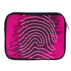 Above & Beyond Sticky Fingers Apple iPad 2/3/4 Zipper Cases