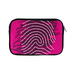 Above & Beyond Sticky Fingers Apple iPad Mini Zipper Cases