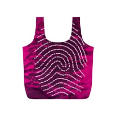 Above & Beyond Sticky Fingers Full Print Recycle Bags (S)