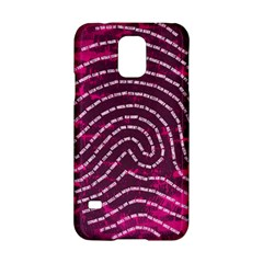 Above & Beyond Sticky Fingers Samsung Galaxy S5 Hardshell Case