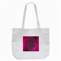 Above & Beyond Sticky Fingers Tote Bag (White)