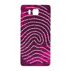 Above & Beyond Sticky Fingers Samsung Galaxy Alpha Hardshell Back Case
