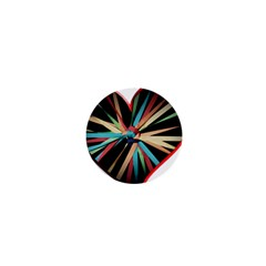 Above & Beyond 1  Mini Buttons