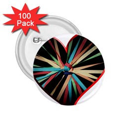 Above & Beyond 2.25  Buttons (100 pack)