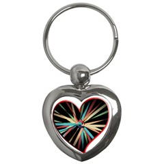Above & Beyond Key Chains (Heart)
