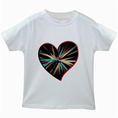 Above & Beyond Kids White T-Shirts