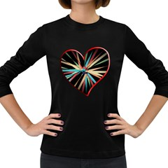 Above & Beyond Women s Long Sleeve Dark T-Shirts