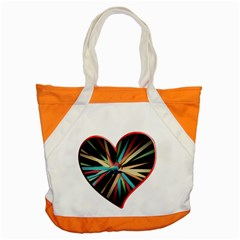 Above & Beyond Accent Tote Bag