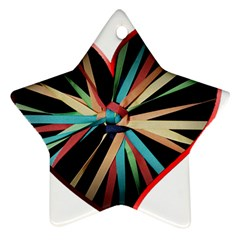 Above & Beyond Star Ornament (Two Sides)