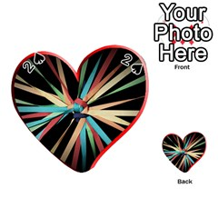 Above & Beyond Playing Cards 54 (Heart)
