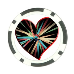 Above & Beyond Poker Chip Card Guards