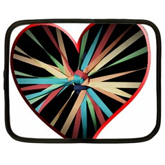 Above & Beyond Netbook Case (Large)