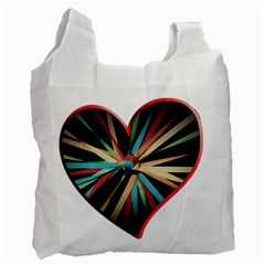 Above & Beyond Recycle Bag (One Side)