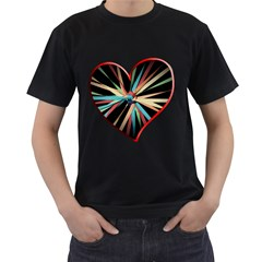 Above & Beyond Men s T-Shirt (Black)