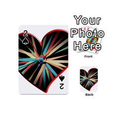 Above & Beyond Playing Cards 54 (Mini)