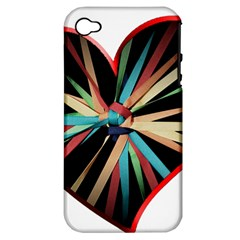 Above & Beyond Apple iPhone 4/4S Hardshell Case (PC+Silicone)