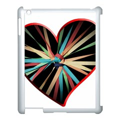 Above & Beyond Apple iPad 3/4 Case (White)
