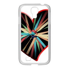Above & Beyond Samsung GALAXY S4 I9500/ I9505 Case (White)