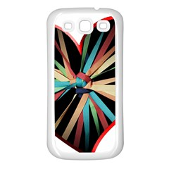 Above & Beyond Samsung Galaxy S3 Back Case (White)