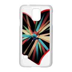Above & Beyond Samsung Galaxy S5 Case (White)