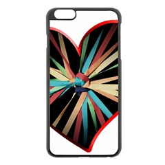 Above & Beyond Apple iPhone 6 Plus/6S Plus Black Enamel Case