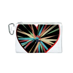 Above & Beyond Canvas Cosmetic Bag (S)