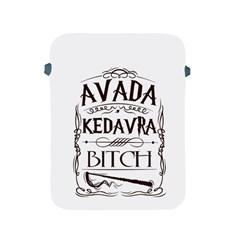 Avada Kedavra Bitch Apple Ipad 2/3/4 Protective Soft Cases