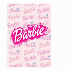 Barbie Pattern Small Garden Flag (two Sides)