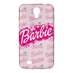 Barbie Pattern Samsung Galaxy Mega 6 3  I9200 Hardshell Case