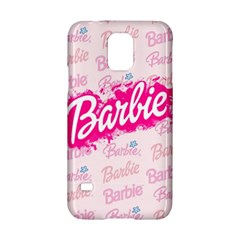 Barbie Pattern Samsung Galaxy S5 Hardshell Case