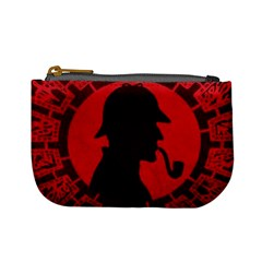 Book Cover For Sherlock Holmes And The Servants Of Hell Mini Coin Purses
