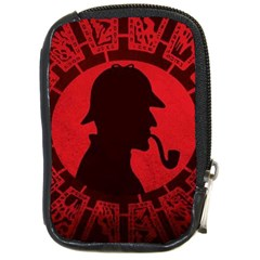 Book Cover For Sherlock Holmes And The Servants Of Hell Compact Camera Cases
