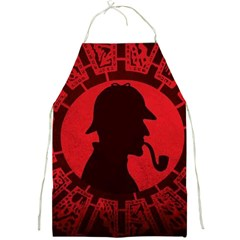 Book Cover For Sherlock Holmes And The Servants Of Hell Full Print Aprons