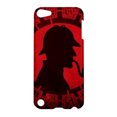Book Cover For Sherlock Holmes And The Servants Of Hell Apple Ipod Touch 5 Hardshell Case